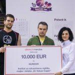 Humanitarni turnir Direct medie za NURDOR