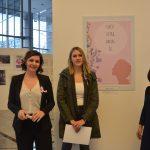 Izložba slogana i postera posvećenih važnosti ranog otkrivanja raka dojke