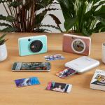 Snimajte, štampajte i delite selfije u pokretu pomoću Canon Zoemini S i Canon Zoemini C instant fotoaparata