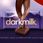 Milka Dark Milk – nežni užitak sa intenzivnim ukusom kakaa