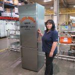 Gorenje fabrika u Valjevu proizvela sedam miliona frižidera
