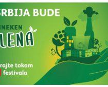 Egzitaši, reciklirajte da Srbija bude zelena!