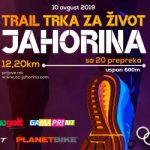 Humanitarna Trail trka na Jahorini