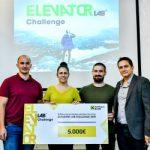 Startap Abstract pobednik drugog Elevator lab challenge-a na takmičenju u Beču