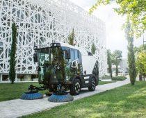 Na EcoFairu u Beogradu predstavljen LYNX – kompaktna čistilica namenjena čišćenju javnih površina