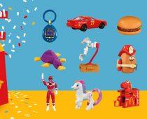 McDonald's slavi 40. rođendan Happy Meala