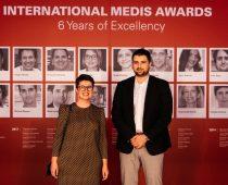 Ovogodišnji pobednik International Medis Awards na području farmacije doc. dr Marin Jukić