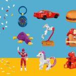 Oni se vraćaju! McDonald's predstavlja ograničenu seriju obroka Surprise Happy Meal sa legendarnim igračkama koje nas vraćaju u prethodnih 40 godina