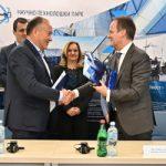 Širenje mreže naučno-tehnoloških parkova jača konkurentnost visokotehnološke industrije Vlada Švajcarske Konfederacije donira 3,75 miliona CHF za dalji razvoj inovacija u Srbiji