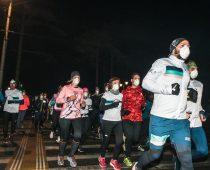 Trkači Beograda trčali sa maskama