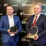 Zoran i Nikola Anđelković– EY Preduzetnici 2019. godine u Srbiji