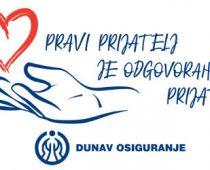 """Usluge """"Dunav osiguranja"""" u vreme vanrednog stanja: U službi sigurnosti i zaštite zdravlja klijenata"""