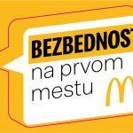 Počinju sa radom određeni McDonald's restorani