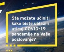 EY Srbija predstavlja specijalizovanu web stranicu EY C19 Response povodom prevazilaženja posledica koje COVID-19 ostavlja na lokalnu  privredu