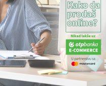 E-commerce OTP banke: Unapredite biznis i obezbedite mu onlajn budućnost