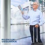 Milenijum Osiguranje: Na put sa polisom osiguranja koja pokriva i Covid 19