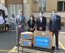 UNICEF u saradnji sa NIS-om donirao dodatnih 50 protokomera zdravstvenim ustanovama u Srbiji