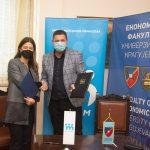 Saradnja SAM-a i Ekonomskog fakulteta u Kragujevcu