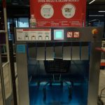 U Super Vero marketima uvedena nova mera zaštite: ShopUVCube – stanica za dezinfekciju potrošačkih kolica i namirnica