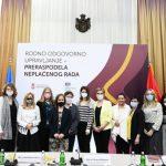 """Održana završna konferencija projekta """"Rodno odgovorno upravljanje – preraspodela neplaćenog rada"""""""
