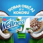 Drevna egzotika novog Wellness ukusa – Dobar osećaj je u kokosu!