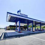 Otvorena GAZPROM benzinska stanica u blizini Čačka, u smeru iz Beograda